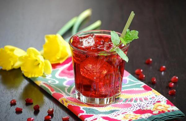 Mother's Day brunch drinks