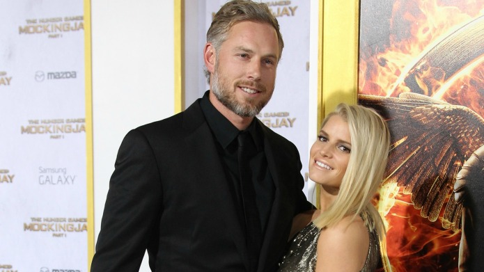 Jessica Simpson shares gross information about