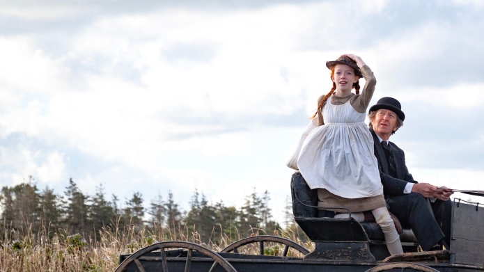 The Anne of Green Gables Netflix