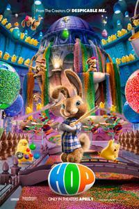 Behind the scenes of Hop: Director