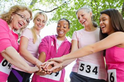 10 Breast cancer events you need