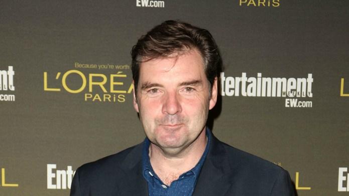 Downton Abbey's Brendan Coyle's facing the