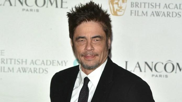 Benicio Del Toro should never make