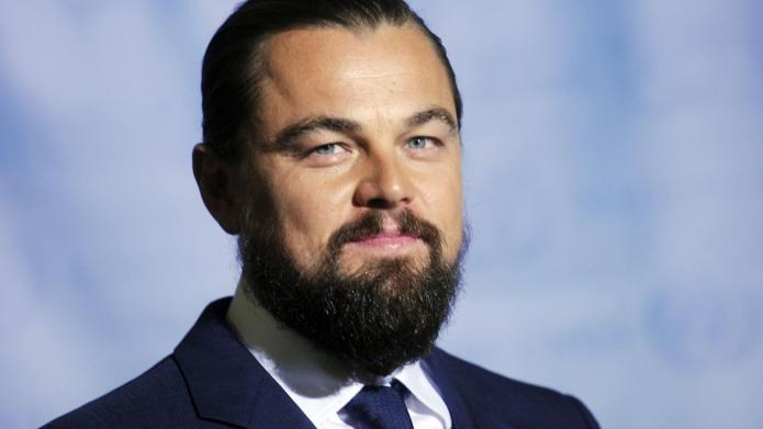 Leonardo DiCaprio is named 'United Nations