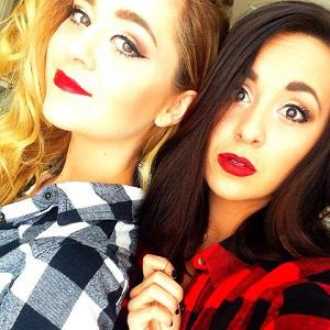 INTERVIEW: Megan and Liz girl-talk about
