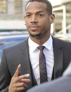 Marlon Wayans gloats over Scary Movie