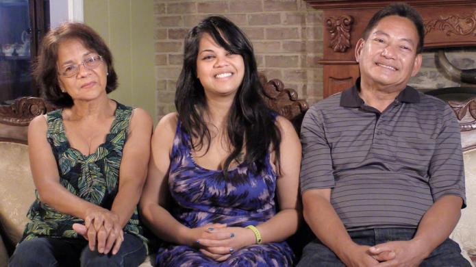 Married by Mom and Dad parents