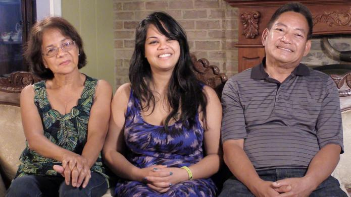 Married by Mom and Dad stars
