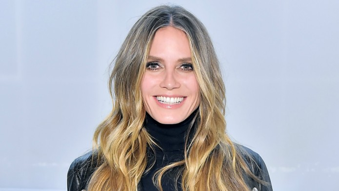 Heidi Klum Gives an Update on
