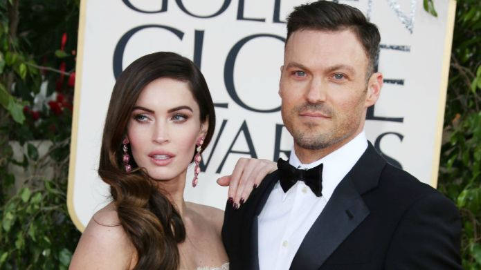Megan Fox, Brian Austin Green's divorce