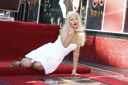 Christina Aguilera talks about her new