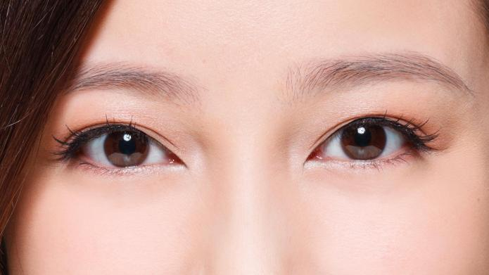 The best makeup methods for brown