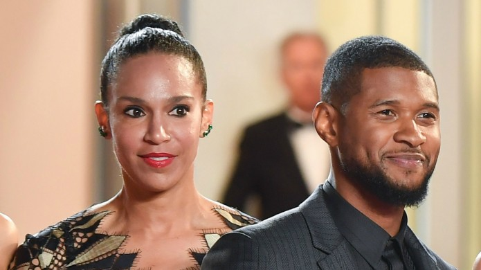 Usher's Marriage Is Officially Ending