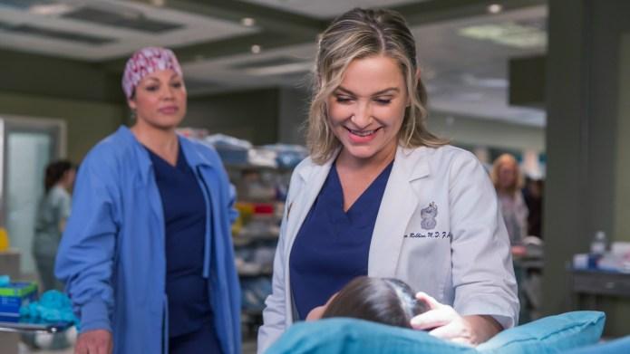 Grey's Anatomy: Arizona needs to pump