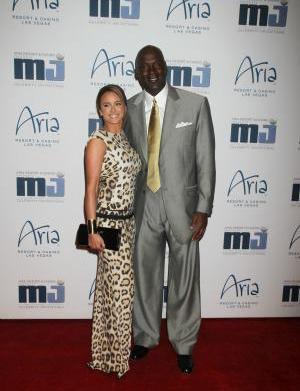 Michael Jordan's wedding: A $10-million affair