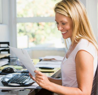 Work-at-home mom's guide to getting things