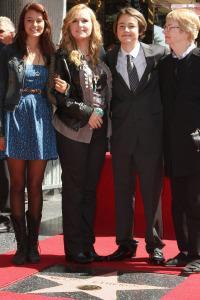 Melissa Etheridge gets star on Hollywood