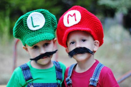 Original homemade Halloween costumes for kids
