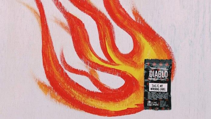 Taco Bell Diablo sauce is the