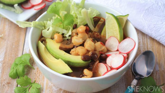 Meatless Monday: Traditional Mexican black bean