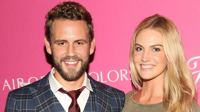 The Bachelorette's Nick Viall spotted with