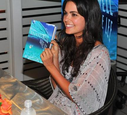 Celebrity chef Katie Lee dishes Mexican