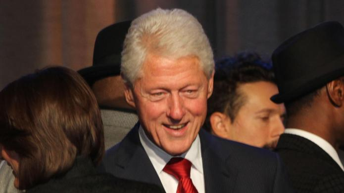 6 Hilarious Bill Clinton selfies and