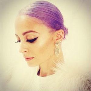 Hair trend: Nicole Richie's new 'do