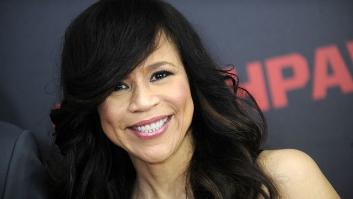 Rosie Perez walked off The View
