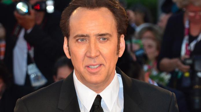Nicolas Cage explains why he still