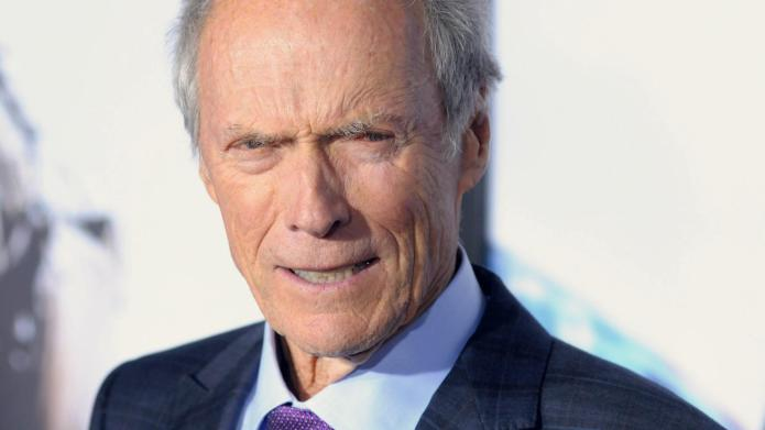 Clint Eastwood has threatened to shoot