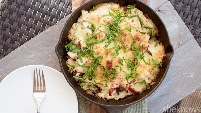 One-Pot Wonder: Creamy sun-dried tomato chicken