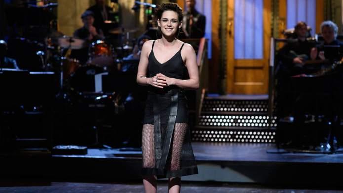Kristen Stewart's SNL Opening Monologue Made