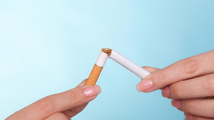 How to quit smoking by tracking