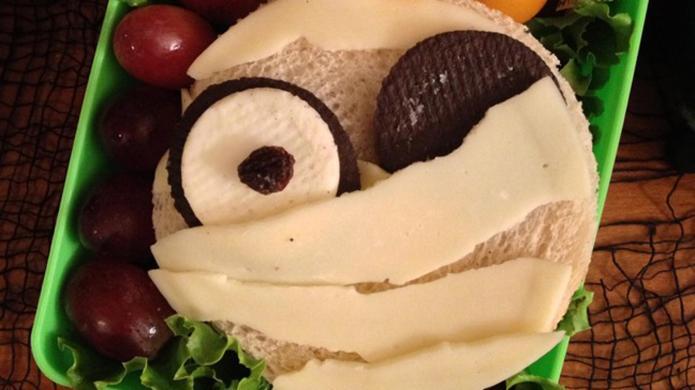 9 Frightfully fun Halloween bento box