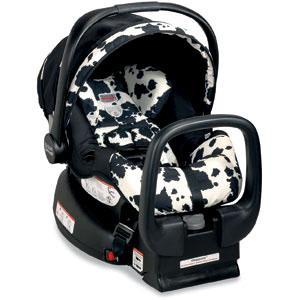 Britax recalls 23,000 infant car seats