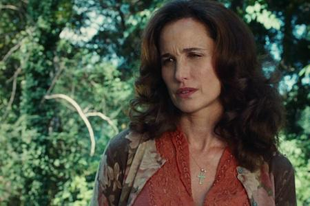 Exclusive clip: Andie MacDowell portrays the