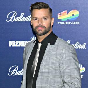 Ricky Martin vague-tweets hinted split was