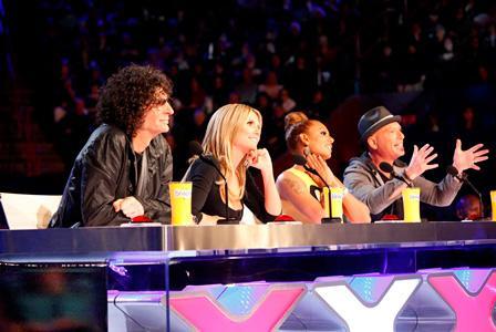 First Look: America's Got Talent judges