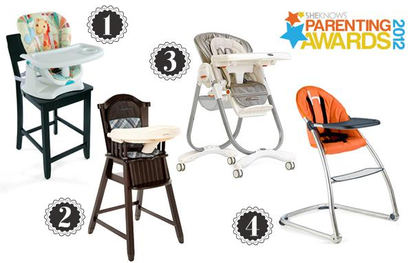 High chairs for happy babies