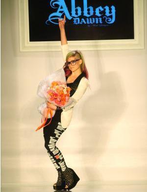 "Avril Lavigne's wedding dress: ""Badass"" or"
