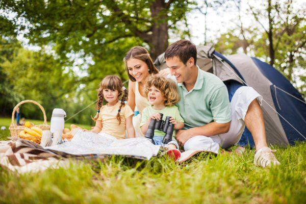 Gluten-free camping: Keeping safe and having