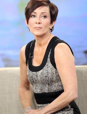 Patricia Heaton thinks you're a slut,