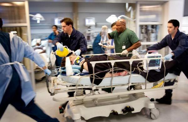 Monday Mornings: A new medical drama