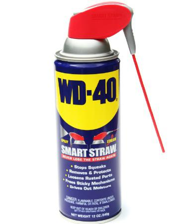 Handy mom uses for WD-40