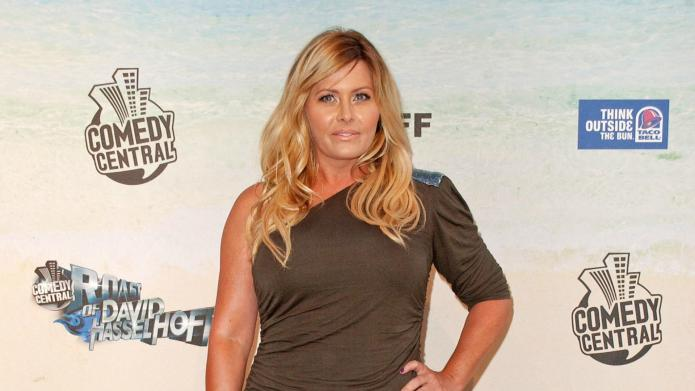 Nicole Eggert reveals weight clause in