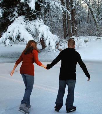 10 Hot winter date ideas