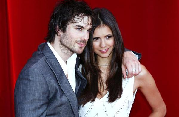 Nina Dobrev and Ian Somerhalder break