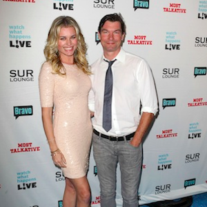 Rebecca Romijn and Jerry O'Connell: Hands-on