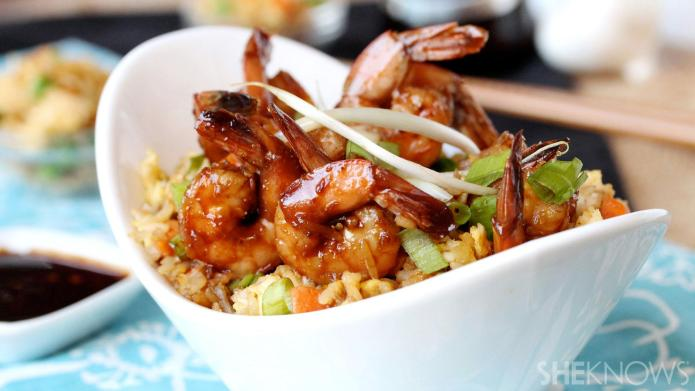 Give your fried rice a makeover